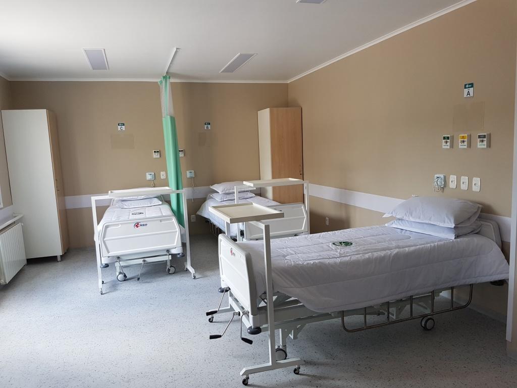 Hospital de Vacaria tem nova ala do SUS inaugurada