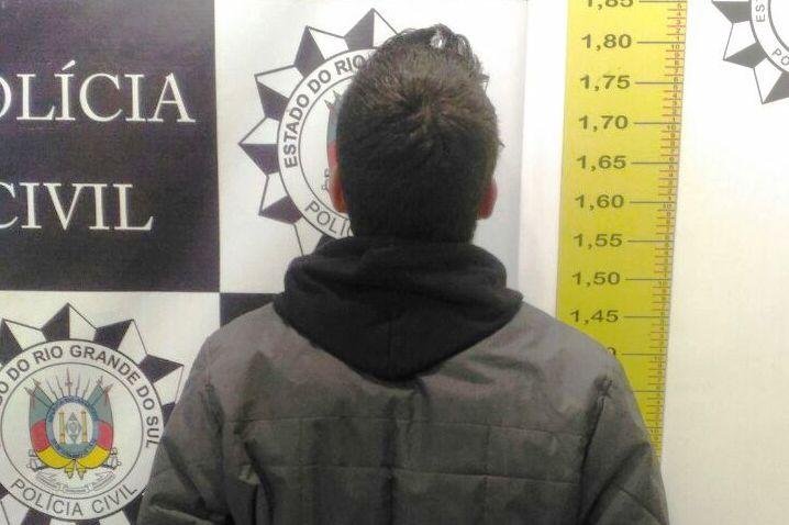 Homem é preso por tráfico de drogas em Gramado