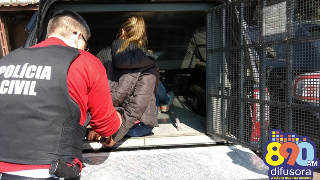 Moradora de Bento é presa por posse ilegal de arma em sítio de Veranópolis