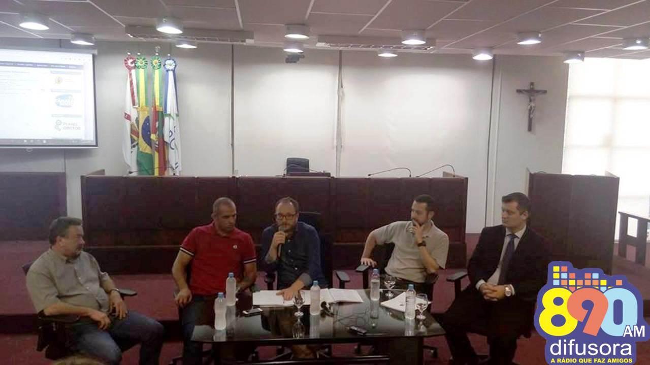 Pedido de impeachment contra o prefeito Pasin será votado pelos vereadores na segunda-feira
