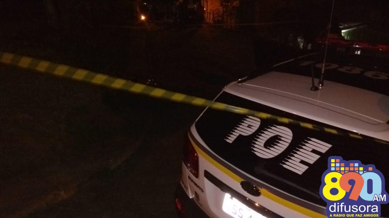 Homem é morto a tiros no Municipal em mais um homicídio em Bento