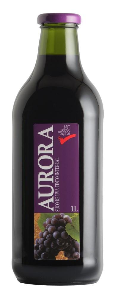 Vinícola Aurora embarca suco de uva para o Canadá