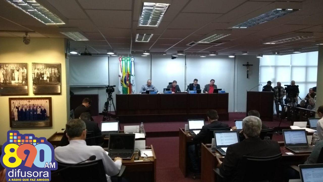 Câmara de Bento rejeita pedido de impeachment do prefeito Pasin