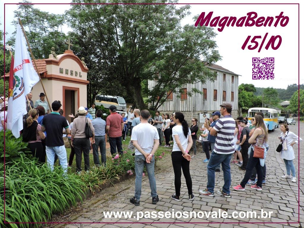 6ª Mérica Mérica MagnaBento ocorre neste domingo
