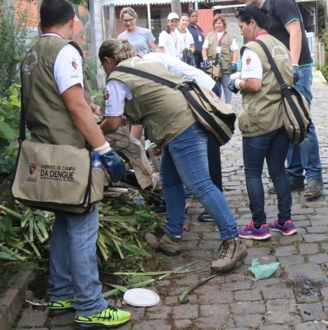 Farroupilha terá mobilização contra a dengue na próxima semana