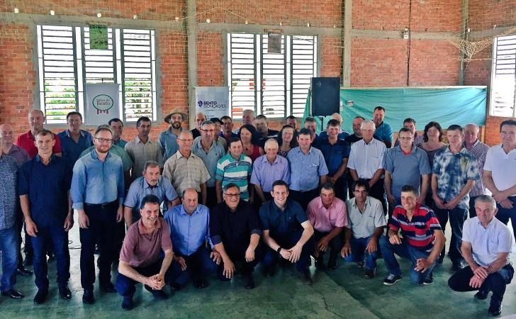 Encontro celebra 40 anos da Feira do Produtor Rural em Bento