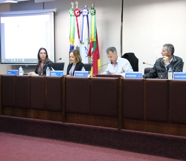 Audiência pública na Câmara de Bento debaterá a LDO de 2018