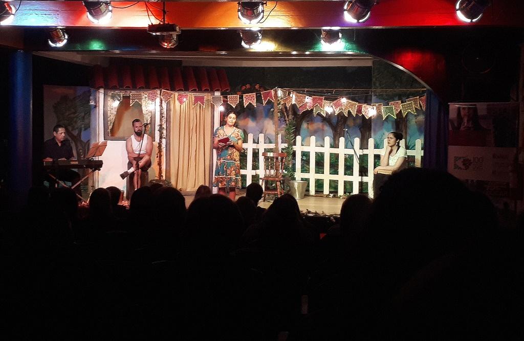 +Sabor ao Educar leva espetáculo teatral e palestra a milhares de professores gaúchos