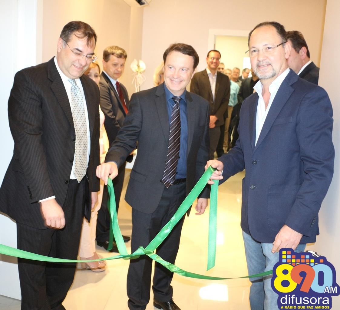 Inaugurada em Bento a Clínica Tacchini, focada em especialidades e convênios