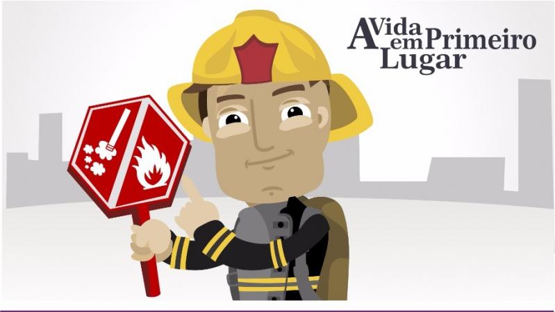 Defesa Civil de Bento promove curso de prevenção a incêndio