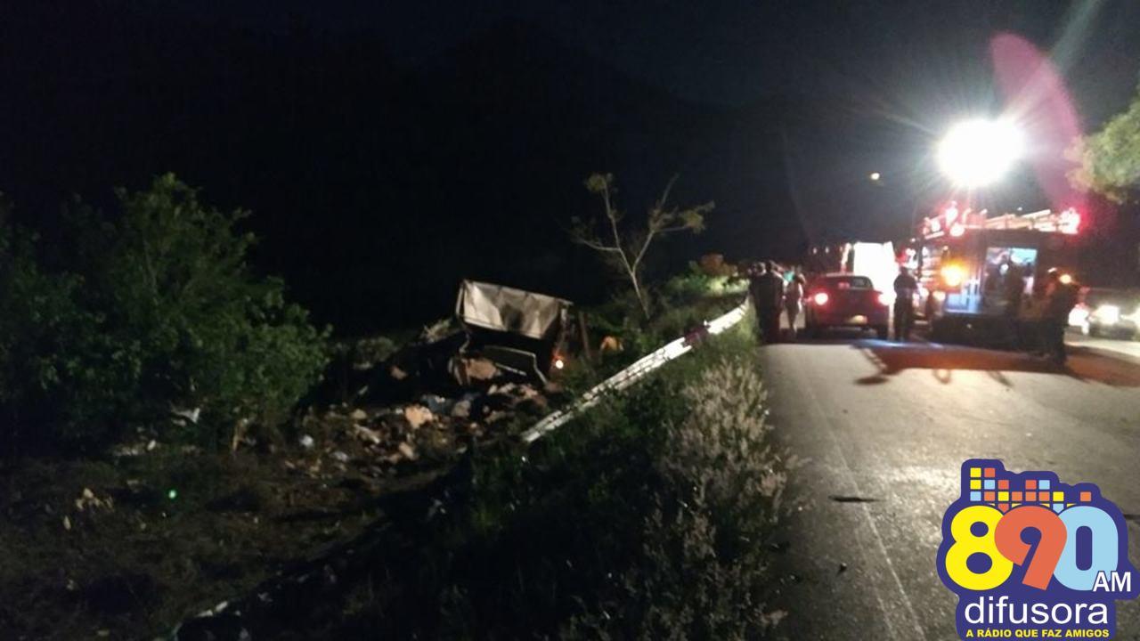 Criança morre e três ficam feridos em novo acidente na ERS-431 no interior de Bento