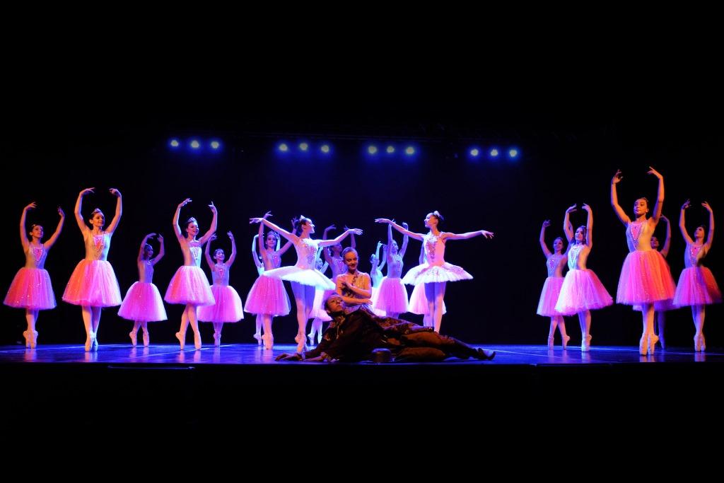 Bento em Dança: 161 coreografias em dois dias de festival