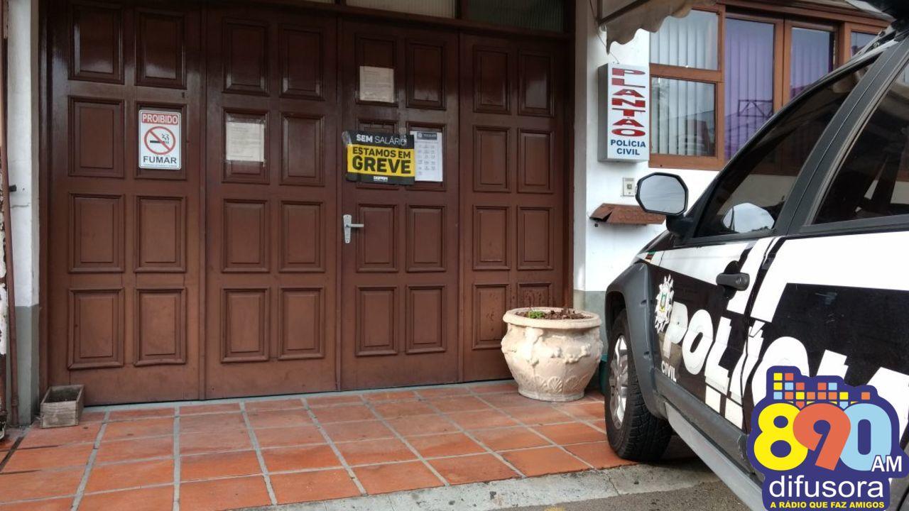 Governo integraliza os salários e Polícia Civil encerra a greve
