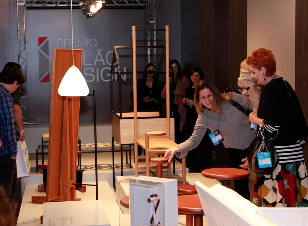 Prêmio Salão Design tem 629 projetos inscritos