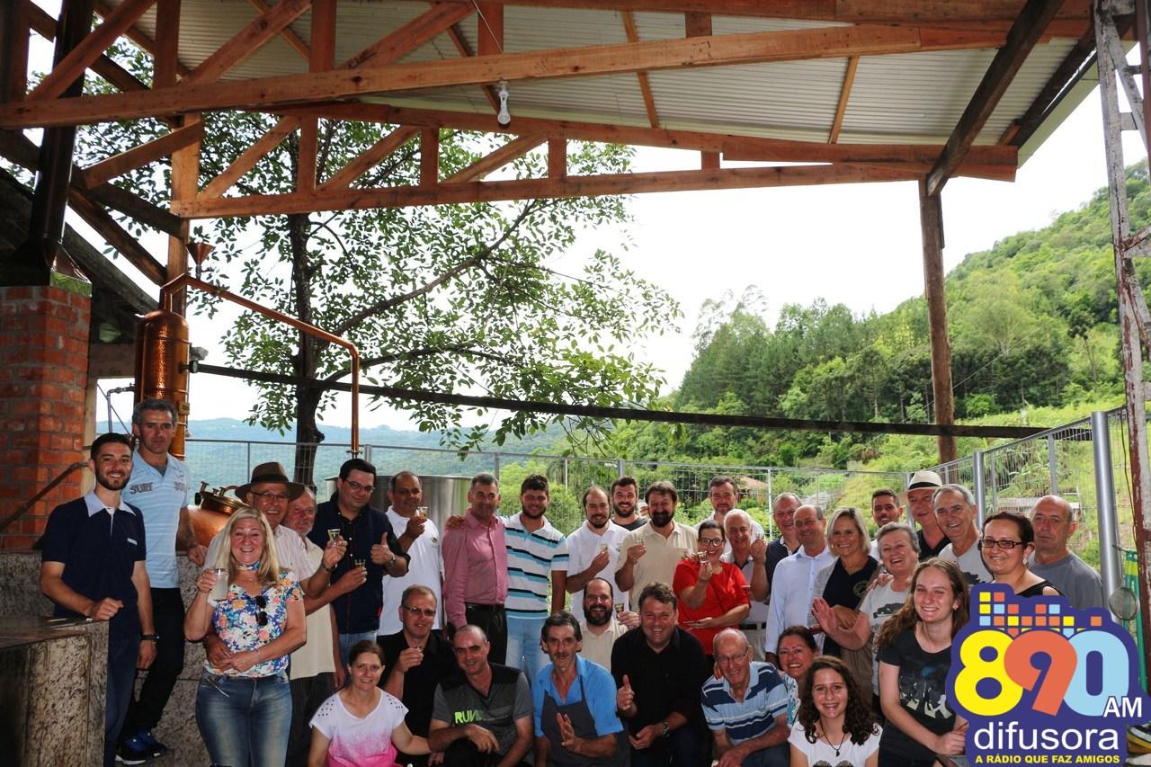 1º Encontro Nacional das Confrarias da Cachaça reúne apreciadores em Santa Tereza