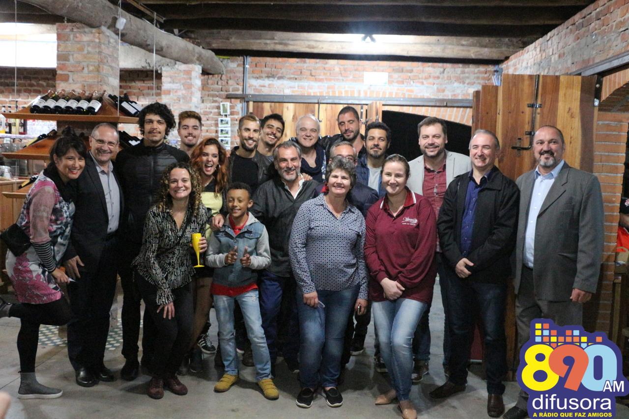 """Longa Metragem """"O Último Jogo"""", com gravações em Monte Belo e Santa Tereza, é lançado"""