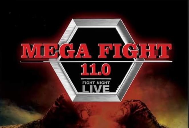 11ª edição do Mega Fight é neste sábado em Bento