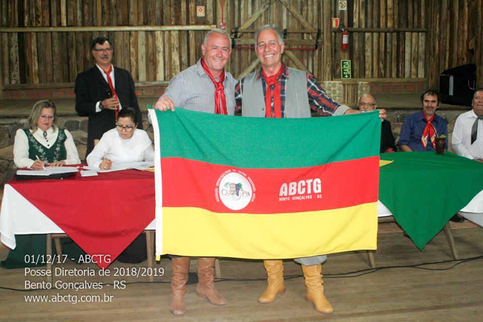 Adiles de Freitas é eleito presidente da ABCTG