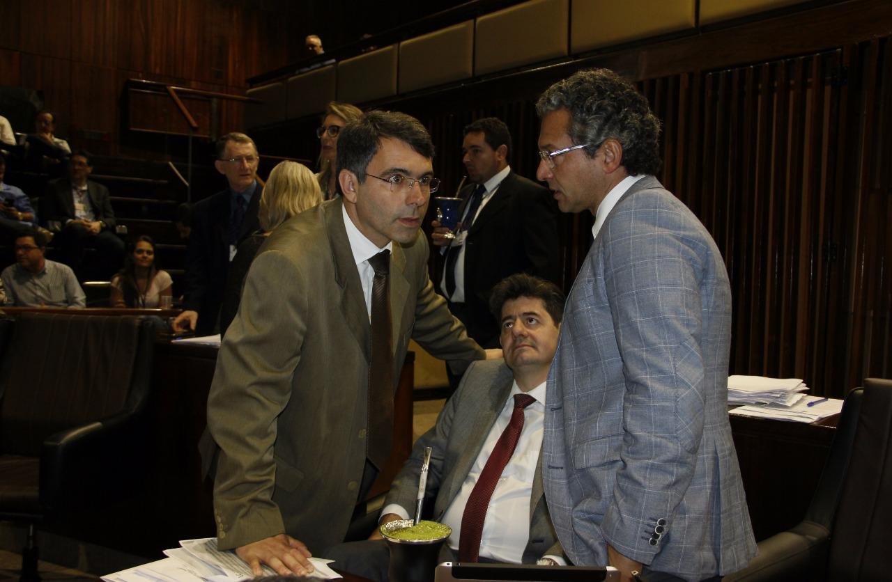 Votação do projeto para adesão ao Regime de Recuperação Fiscal é adiada
