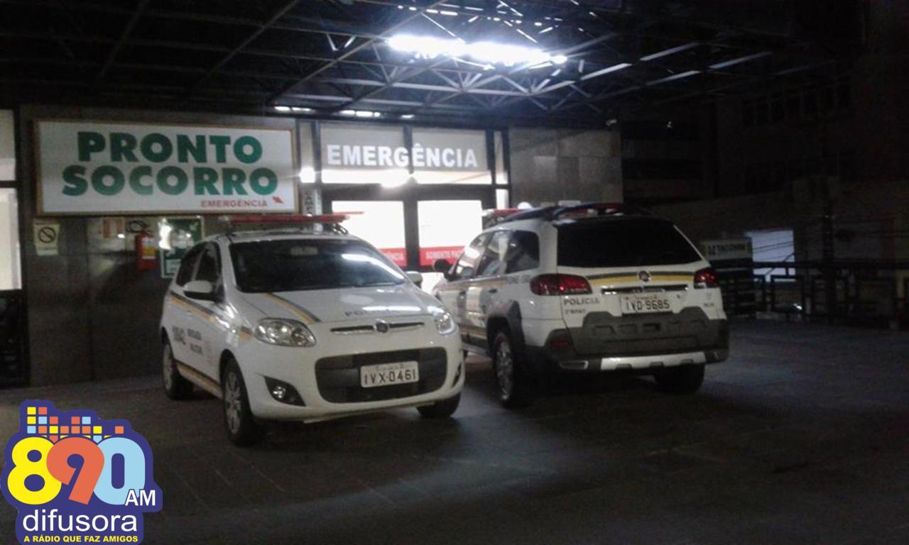 Tentativa de homicídio é registrada em Bento Gonçalves