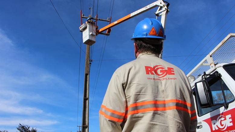 RGE investiu R$ 712 mil na rede elétrica de Veranópolis no primeiro semestre de 2019