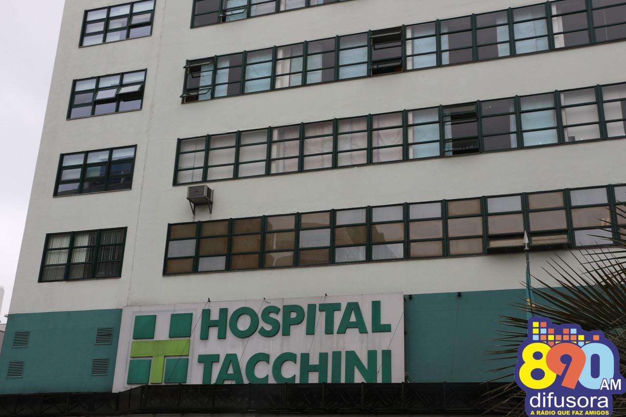 Captação de órgãos é realizada no Tacchini e irá beneficiar fila de espera