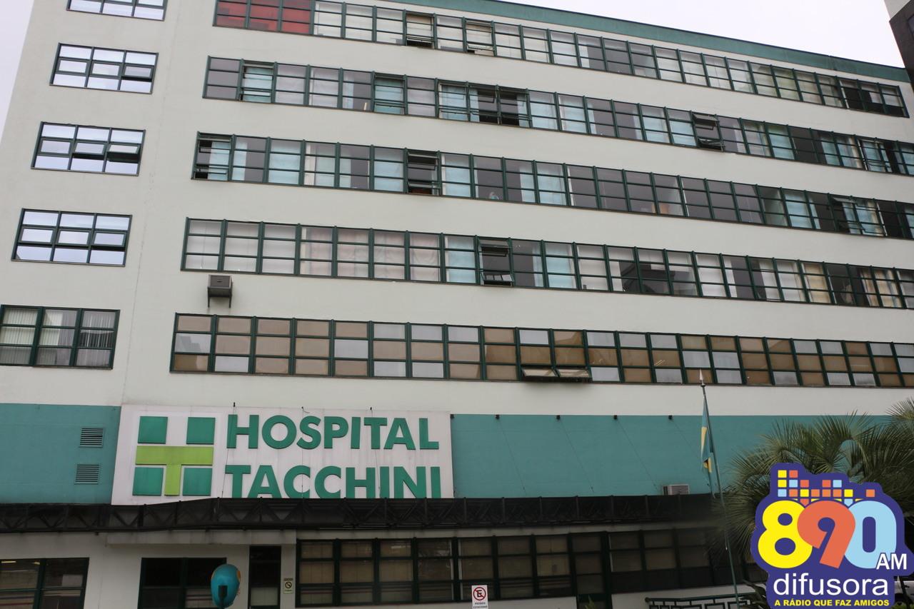 Secretaria confirma dois bebês recém-nascidos internados com coronavírus na UTI do Tacchini em Bento