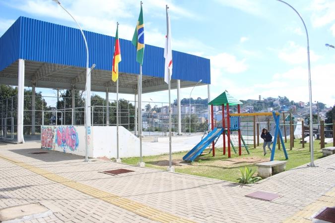 Praça CEU divulga ganhadores do festival de arte, em Bento