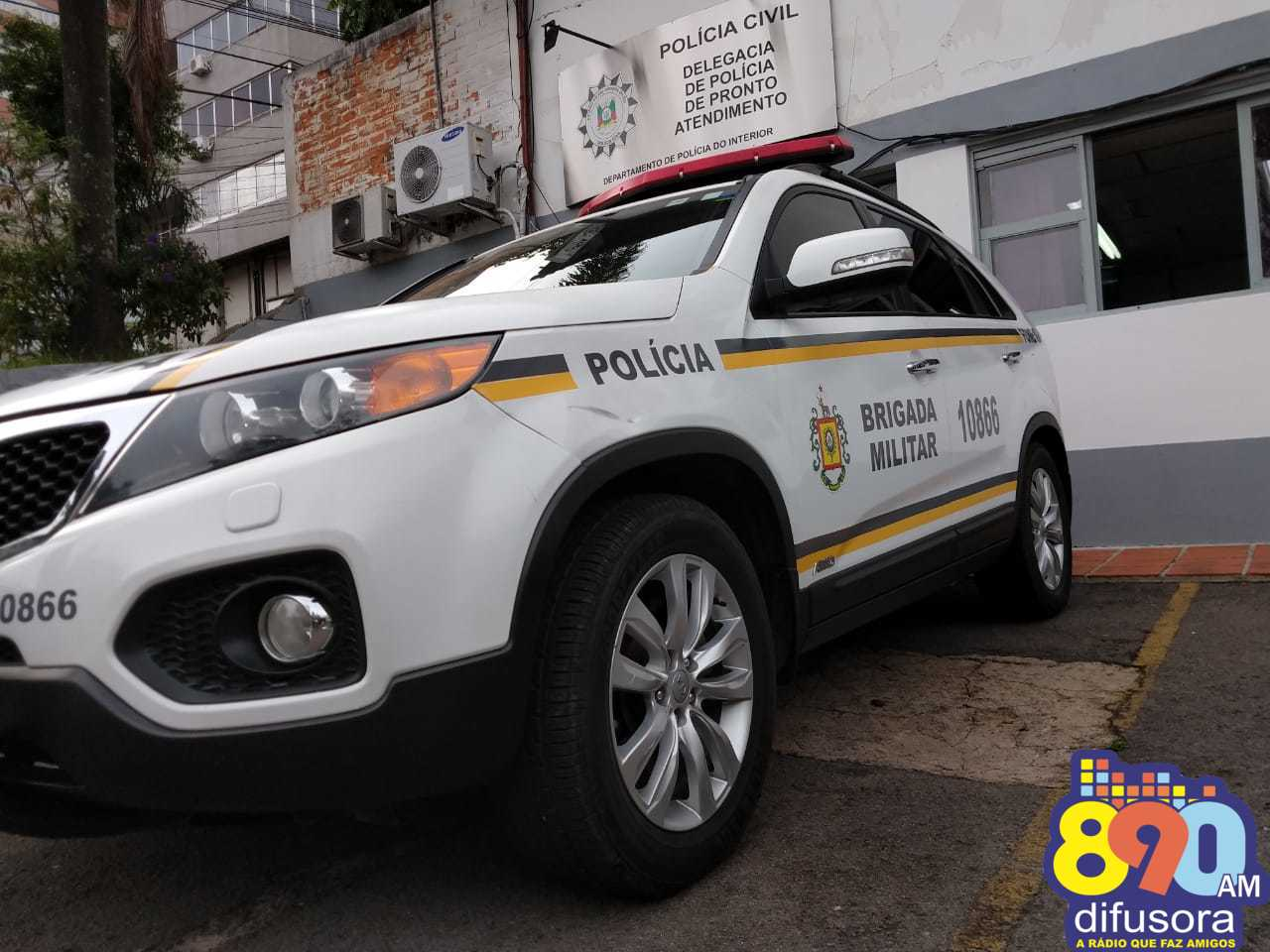 Brigada Militar flagra detento violando a Prisão Domiciliar em Bento Gonçalves