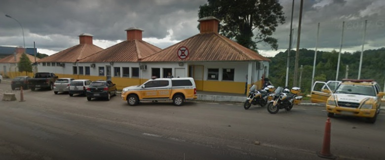 Grupamento Rodoviário de Farroupilha atende dois acidentes em Caxias