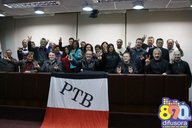 PTB de Bento deixa coligação do governo Pasin