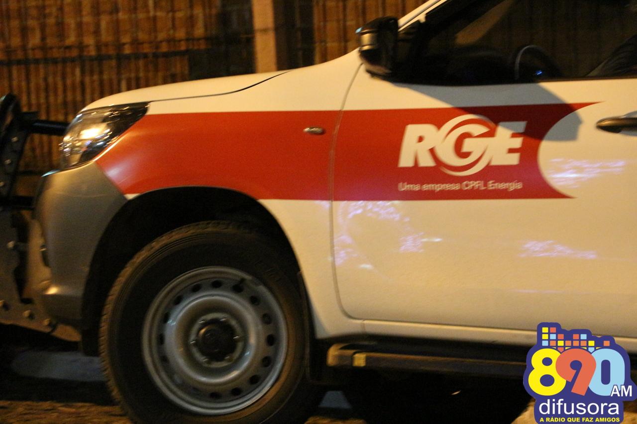 RGE encontra 331 ligações irregulares de energia em Bento durante 2019