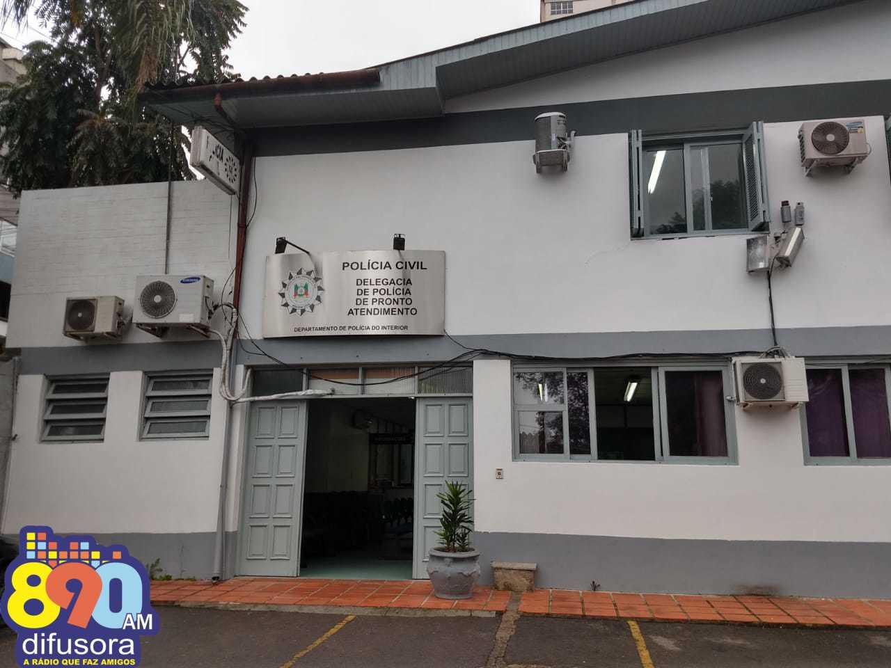 BM atende ocorrência de roubo a residência no bairro São Roque em Bento