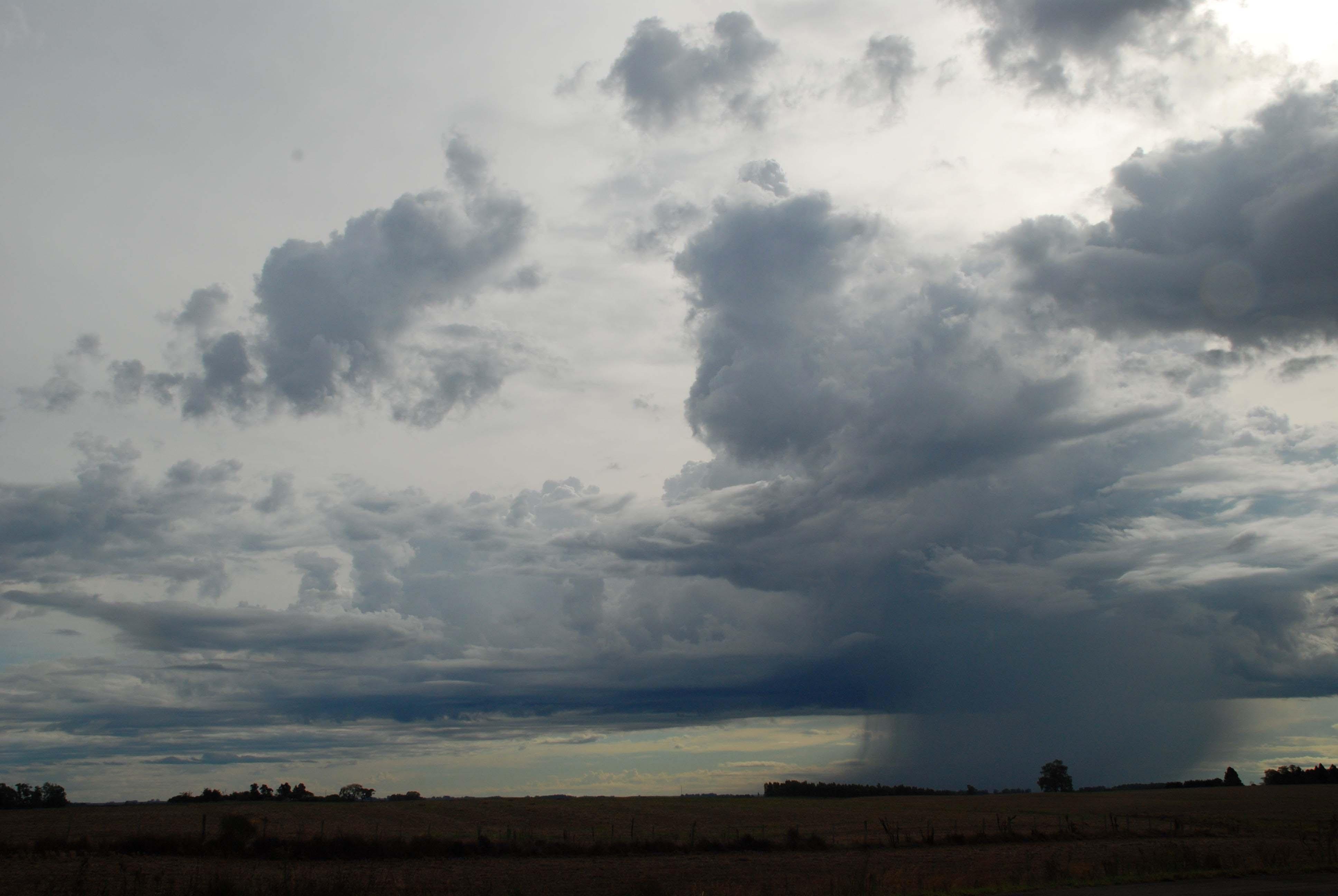 Chuvas diminuem nos próximos sete dias no RS
