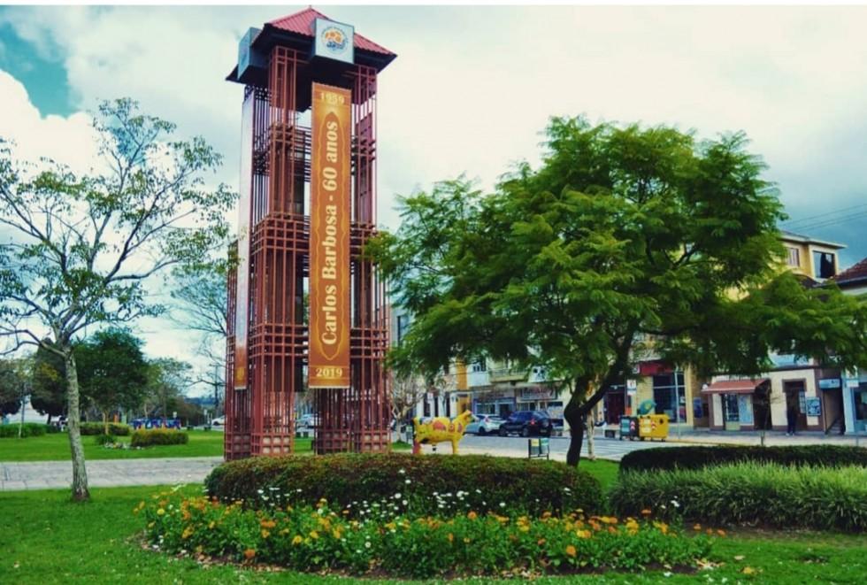 Prefeitura de Carlos Barbosa divulga programação dos 60 anos do município