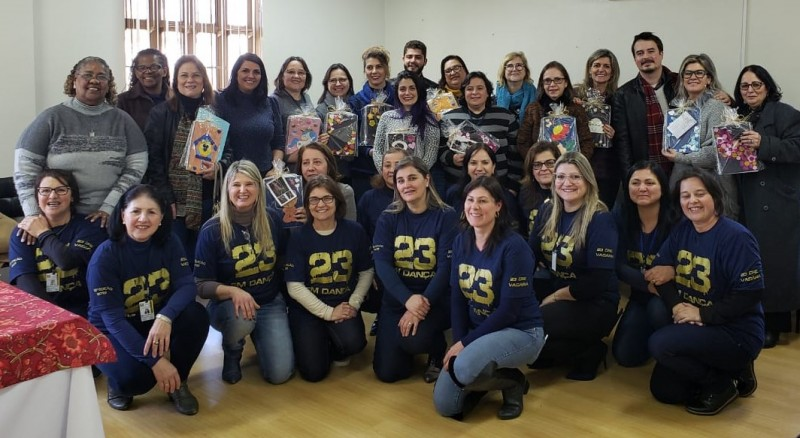 Seduc em Missão visita coordenadorias em Bento, Vacaria e Caxias