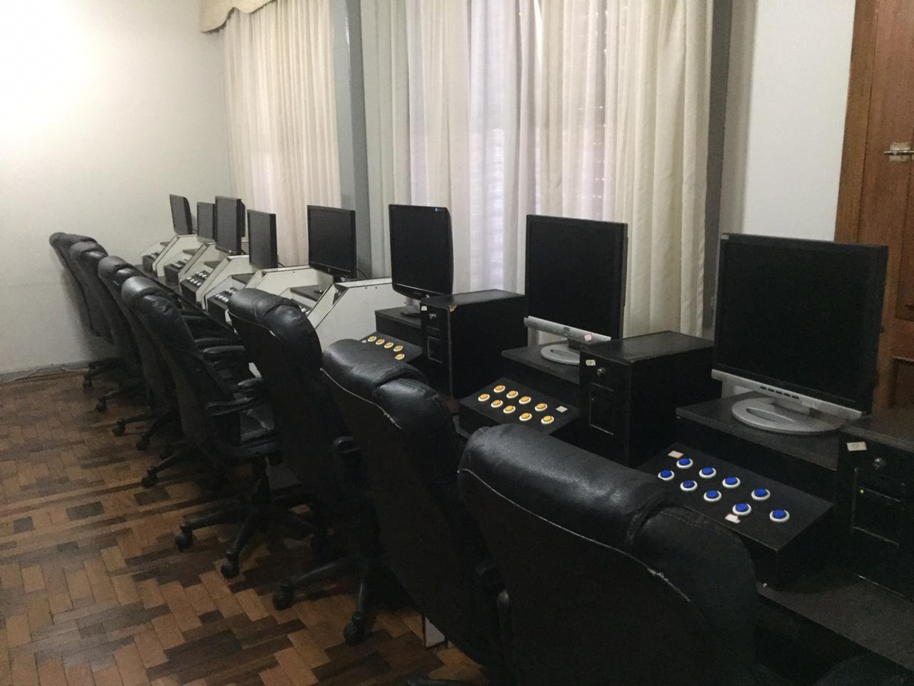 Polícia Civil cumpre mandados de combate a crimes de jogos de azar em Bento