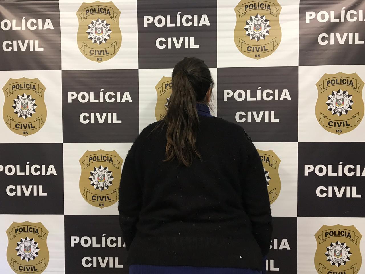 Mulher é presa por lavagem de dinheiro em Caxias