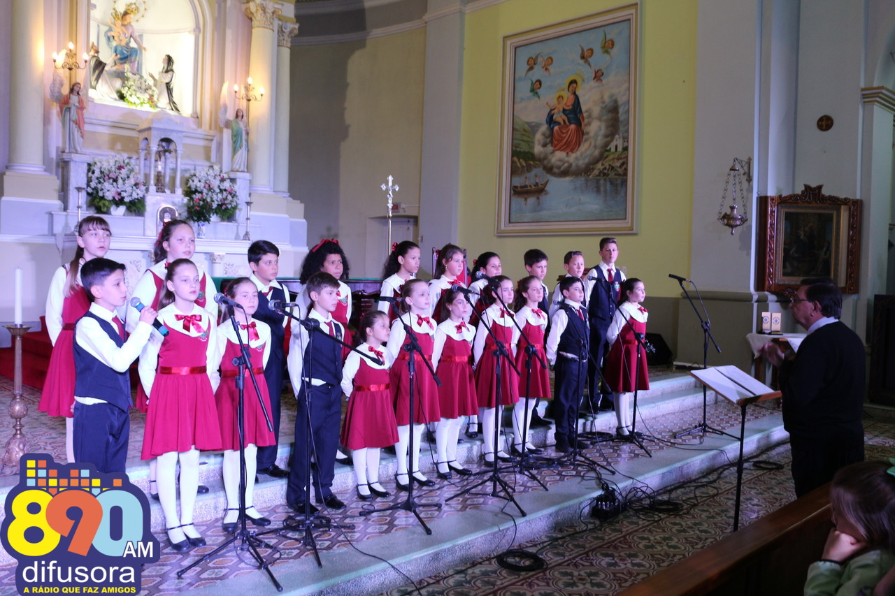 II Festival de Coros de Canarinhos é realizado em Pinto Bandeira