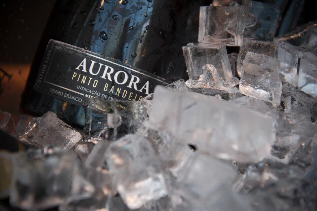 Aurora Pinto Bandeira Extra Brut é eleito o melhor espumante do 10º Encontro de Vinhos SP