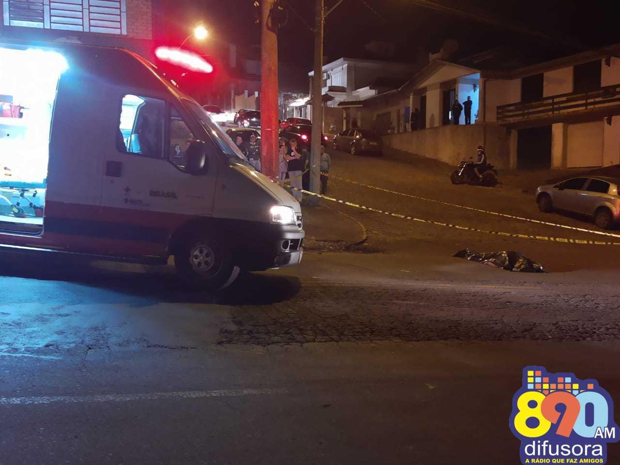 Homem é morto a tiros no Santa Rita em Bento