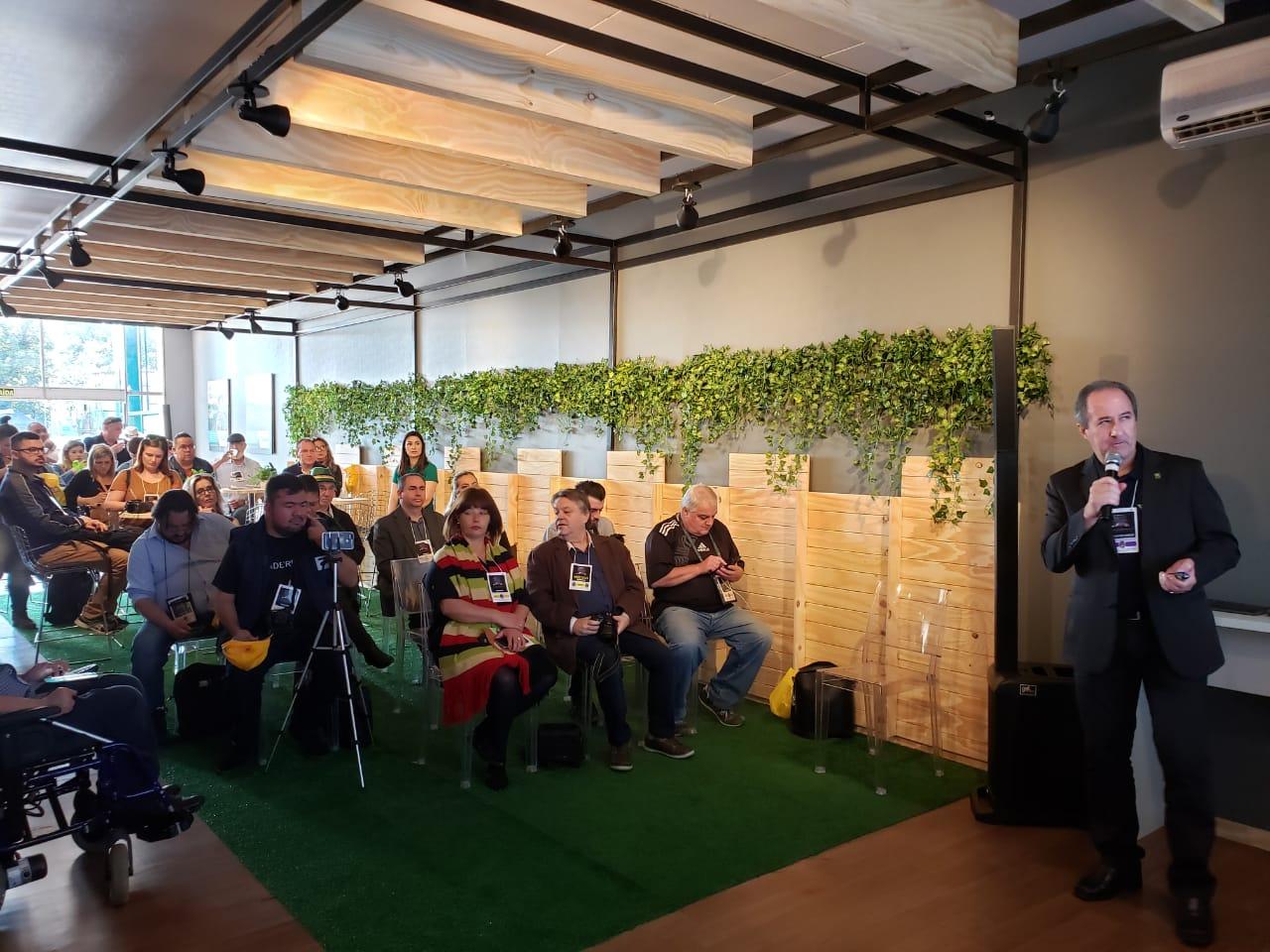 Sicoob traz à Expointer todas as soluções financeiras do maior sistema de cooperativas de crédito do Brasil