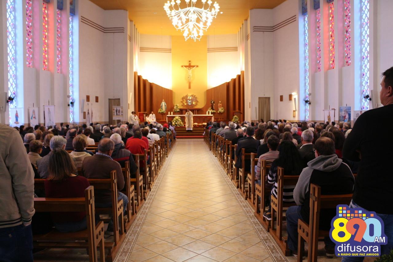 Mais de 600 pessoas participam da programação da 63ª Festa em Honra a São Roque e São Gotardo em Bento