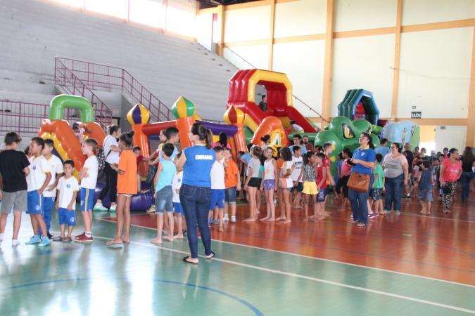 Prefeitura de Bento assina convênio para aquisição de brinquedos