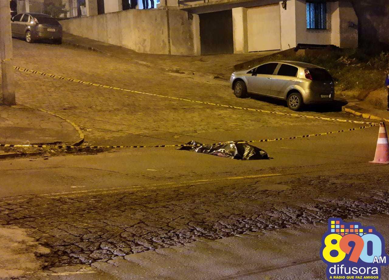 Identificada vítima de homicídio no Santa Rita em Bento