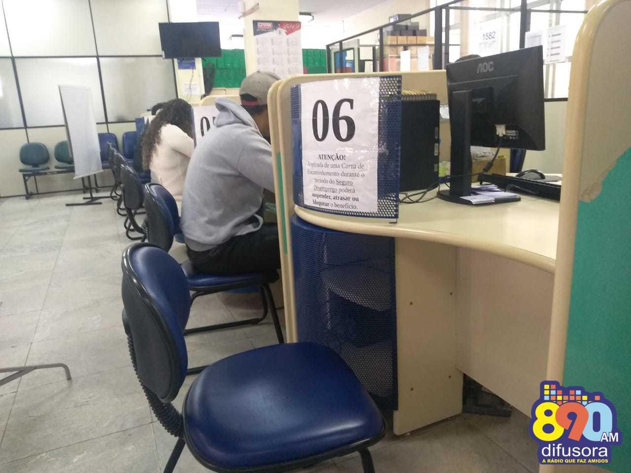 FGTAS/Sine de Bento oferta mais de 70 vagas de empregos na próxima semana