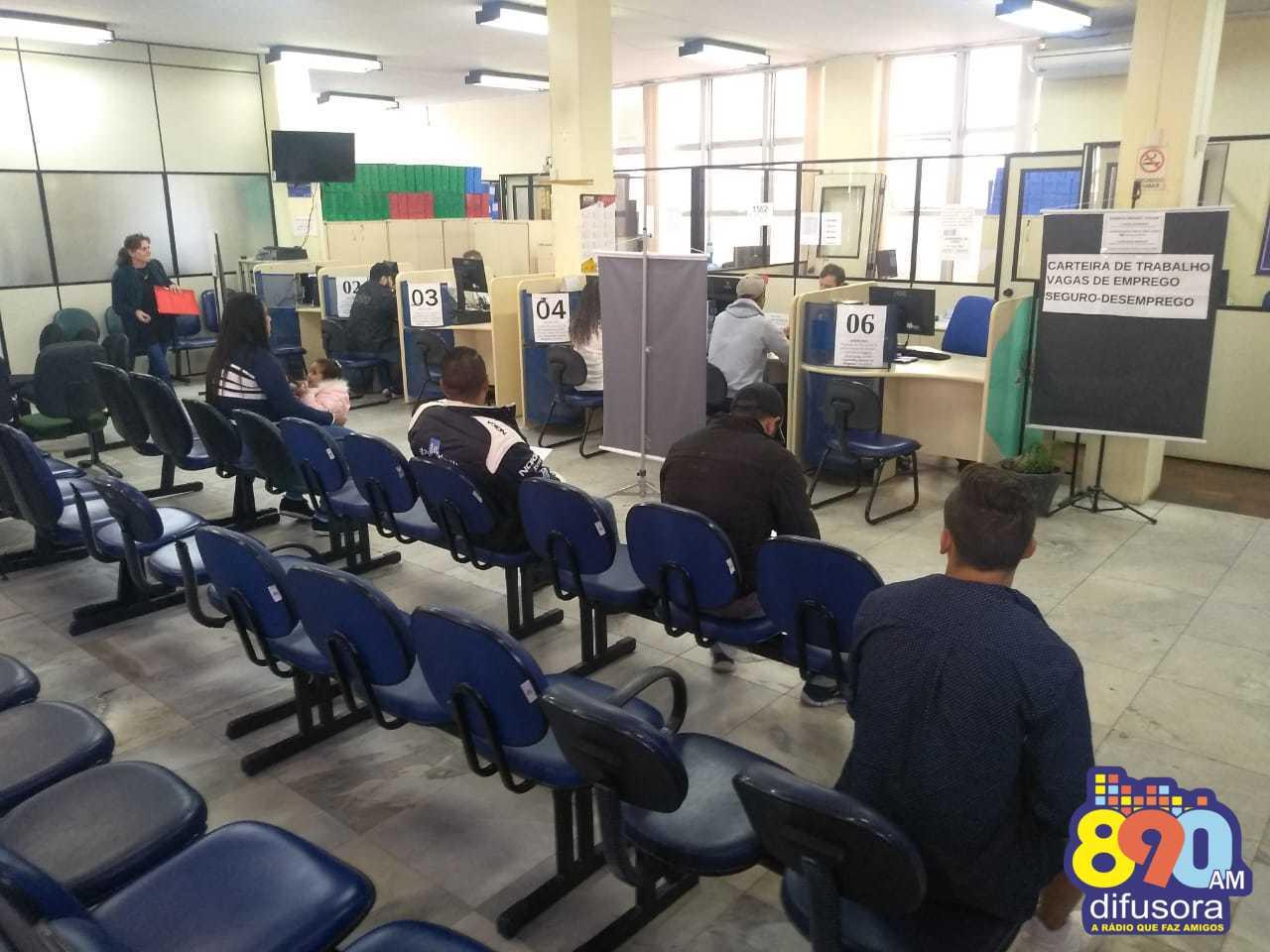 FGTAS/Sine de Bento oferta 24 novas vagas de emprego nesta semana