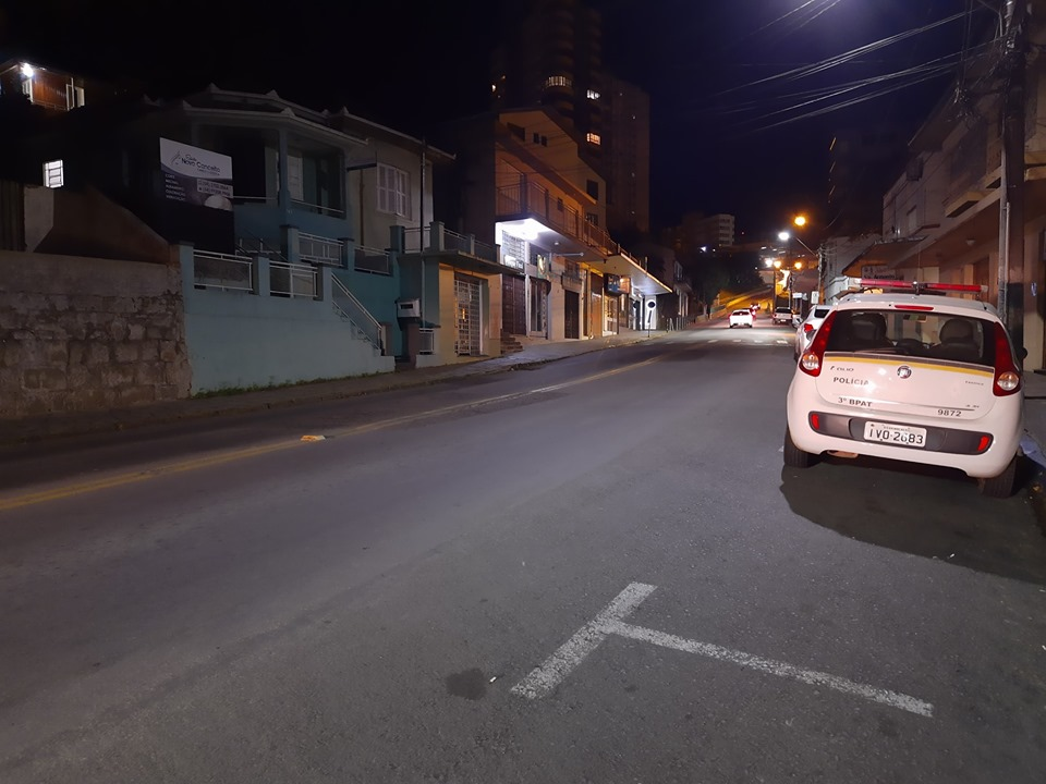 Jovem vítima de atropelamento em Bento é transferido para Caxias