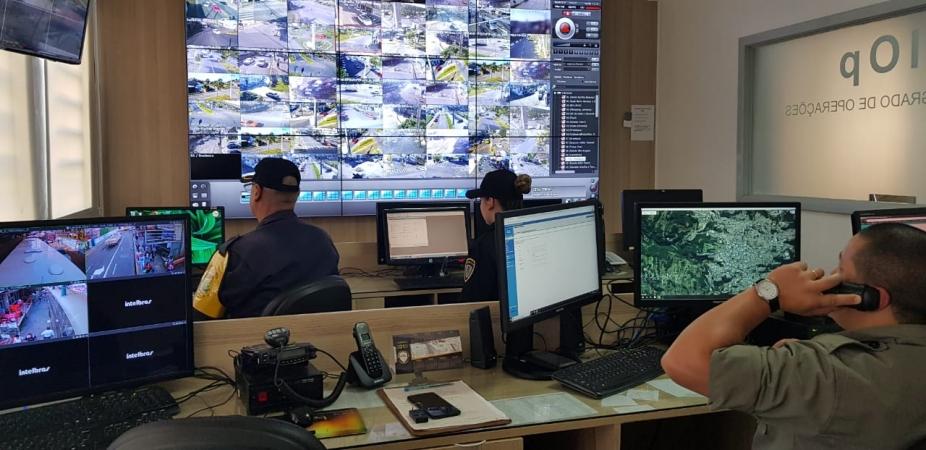 CIOPs unificam chamadas para Brigada Militar, Agentes de Trânsito e Guarda Municipal de Bento