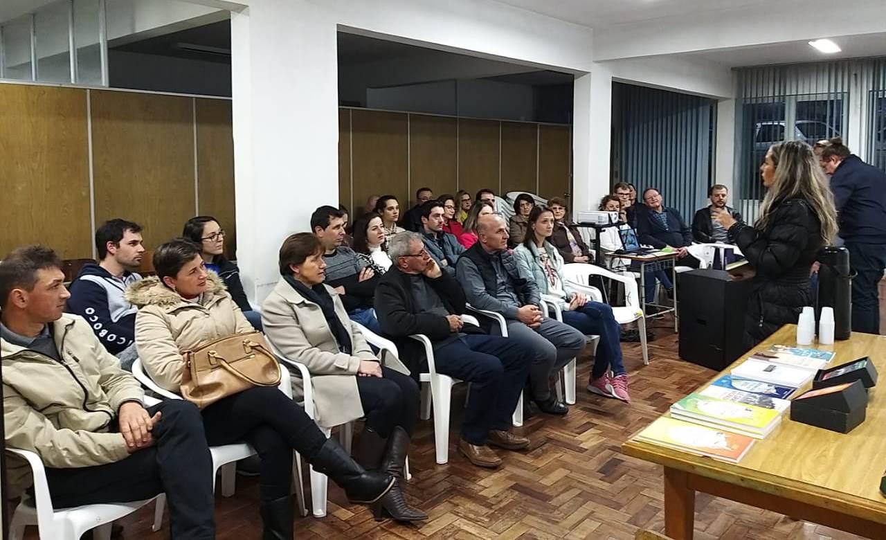 Documentário Italiano é apresentado em Cotiporã
